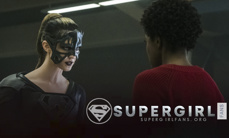 Stills : Supergirl 3.13 Both Sides Now