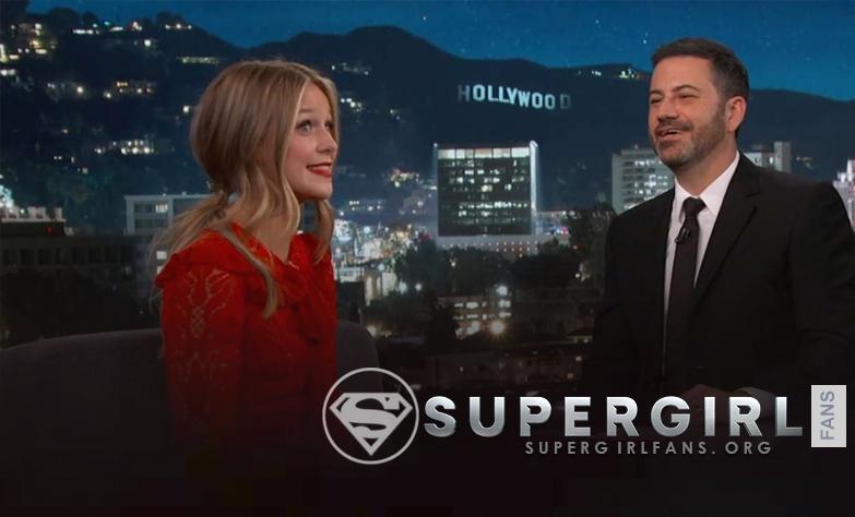 Melissa Benoist revela la mejor parte de ser 'Supergirl'