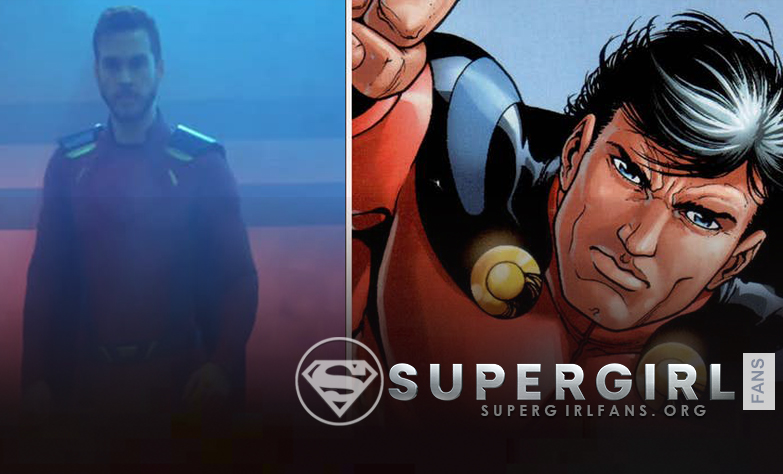 Supergirl: Mon-El obtiene el traje exacto de los cómics en Midseason Promo
