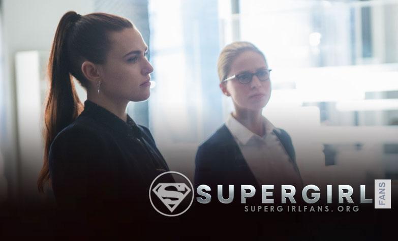 Supergirl 3×12: Kara llega a la defensa de Lena