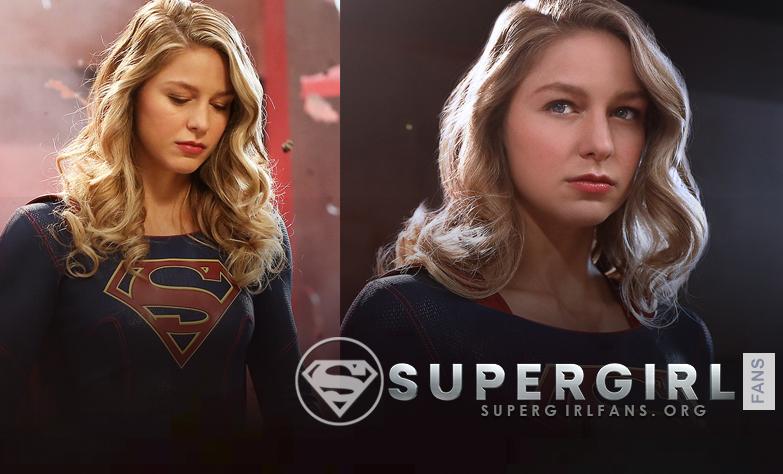 Nuevos posters promocionales de Supergirl
