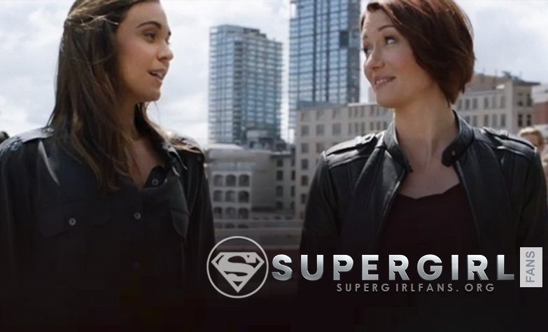 'Supergirl' : Estrellas nos Descartan una relación entre Alex y Sam