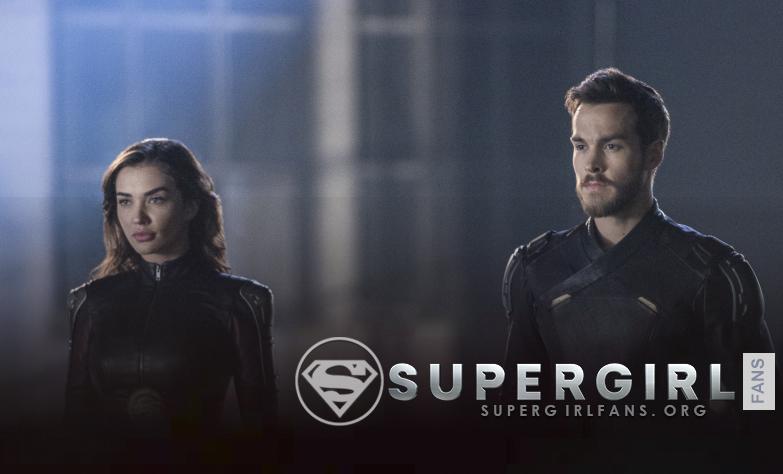 'Supergirl': ¿la verdadera misión de la Legión es salvar a Supergirl?
