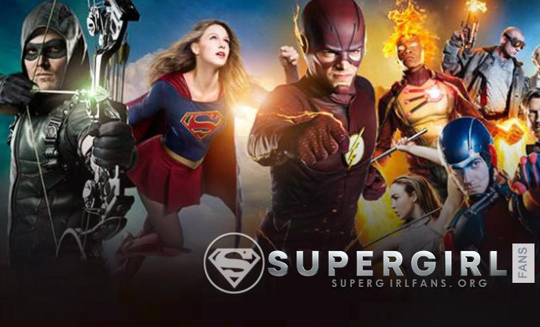 'Arrow', 'The Flash', 'Legends', 'Supergirl', 'Black Lightning', todos con posibilidades de renovación en The CW