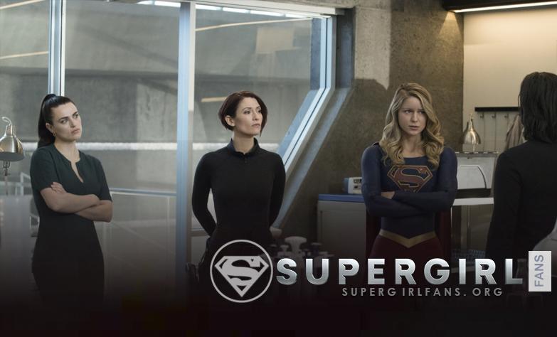 Stills de Supergirl 3.17 «Trinity»