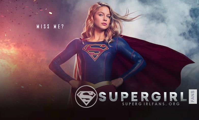 Nuevo póster promocional de Supergirl Season 3
