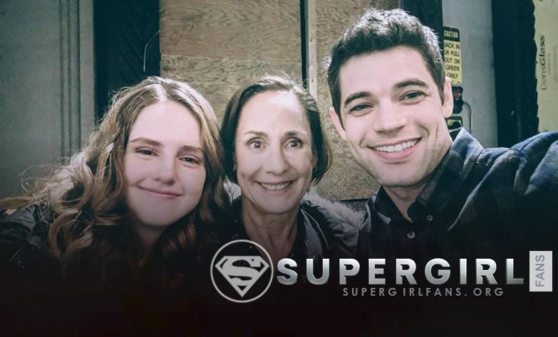 Jeremy Jordan nos comparte una nueva foto desde el set de Supergirl