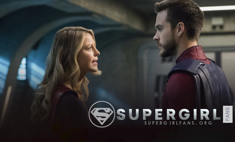 Stills de Supergirl 3.15 – «In Search of Lost Time»