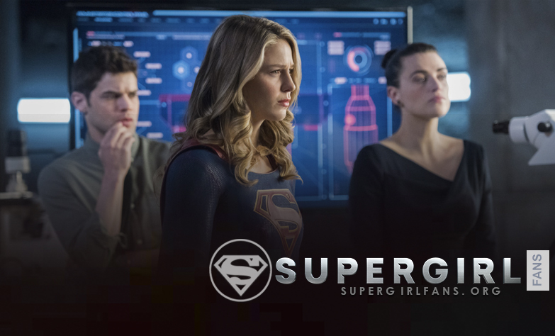 Stills de Supergirl 3.19 – The Fanatical