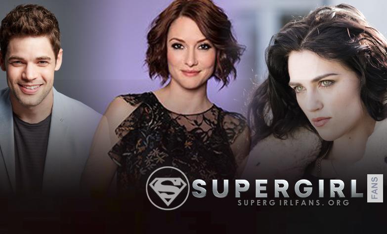 Jeremy Jordan, Katie McGrath y Chyler Leigh estarán en Empire Conventions