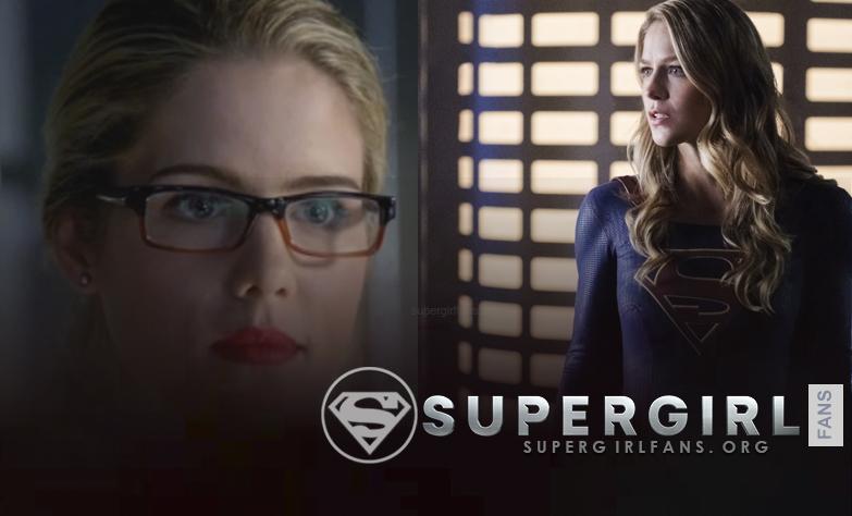 Arrow: Emily Bett Rickards quiere aparecer en Supergirl