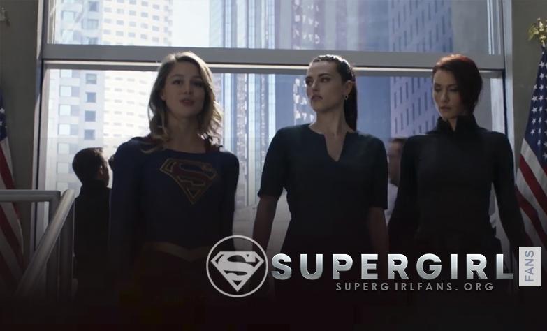 Rating Final de Supergirl 3.17 «Trinity» (ACTUALIZADO)