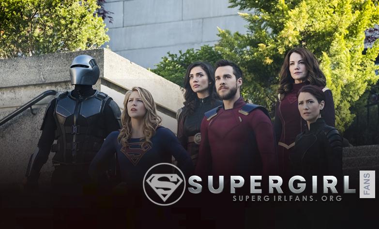 Stills del episodio de Supergirl 3.23 «Battles Lost and Won»