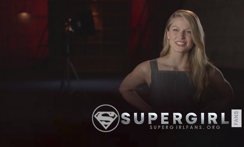 Video de Supergirl | Melissa Benoist Season Finale Preview