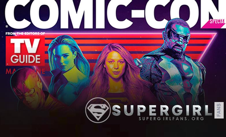 Tv Guide Magazine Comic Con 2018