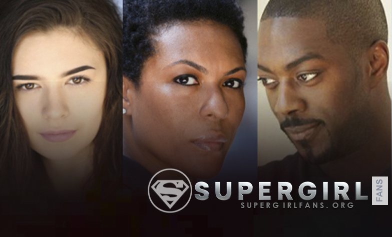 Supergirl: Se une al elenco Nicole Maines como superhéroe transgénero; April Parker Jones y David Ajala
