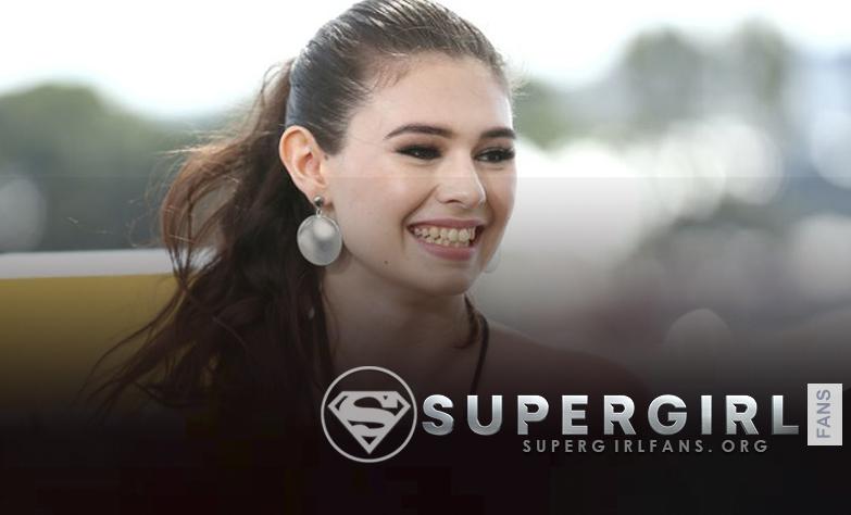 Nicole Maines, la primera actriz trans en interpretar a una superheroína en TV se une a Supergirl