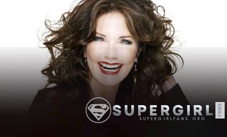 Lynda Carter regresa para la cuarta temporada de Supergirl