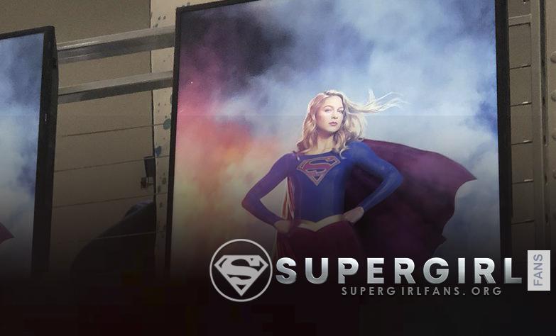 Posters de Supergirl y Arrowverse para Comic Con 2018 (ACTUALIZADO)