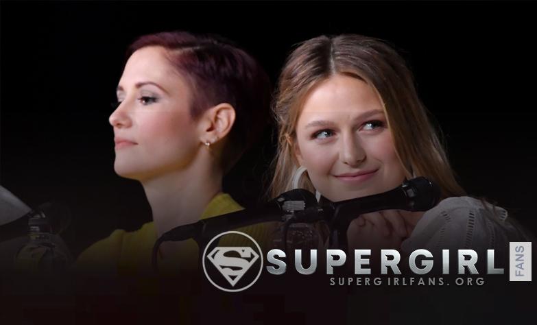 Detalles de panel de Supergirl en Comic Con – San Diego