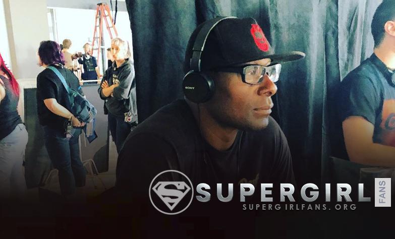David Harewood va a dirigir el episodio 4.19 de Supergirl