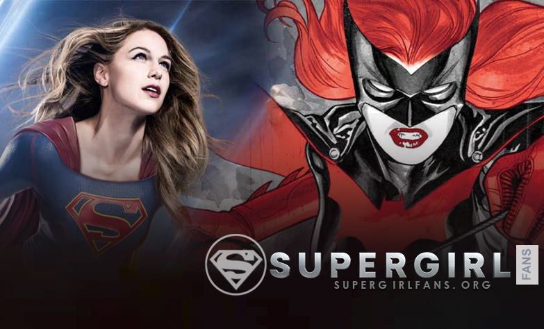 Supergirl : Melissa Benoist está 'emocionada de ver a Kara interactuar con Batwoman