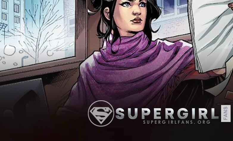 Nueva información del casting de Lois Lane , ella va a aparecer en The Flash y Supergirl