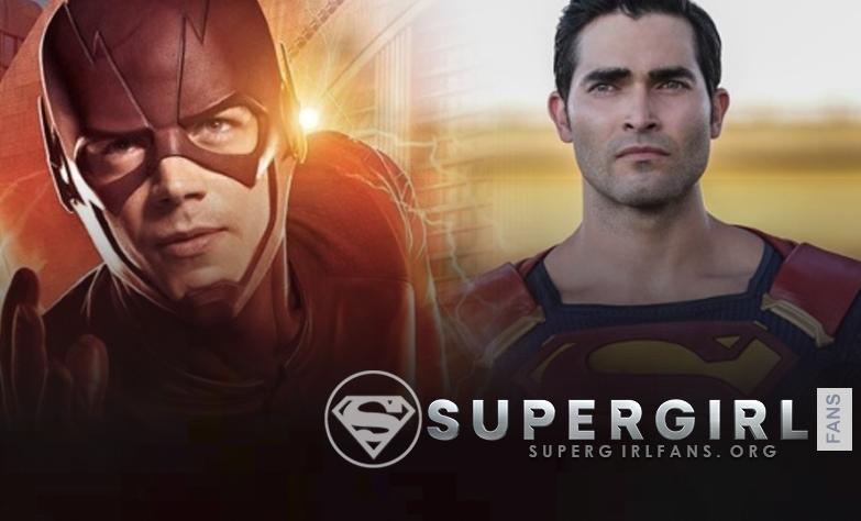 Grant Gustin confirma  escenas de Flash y Superman en el Arrowverse Crossover de este año