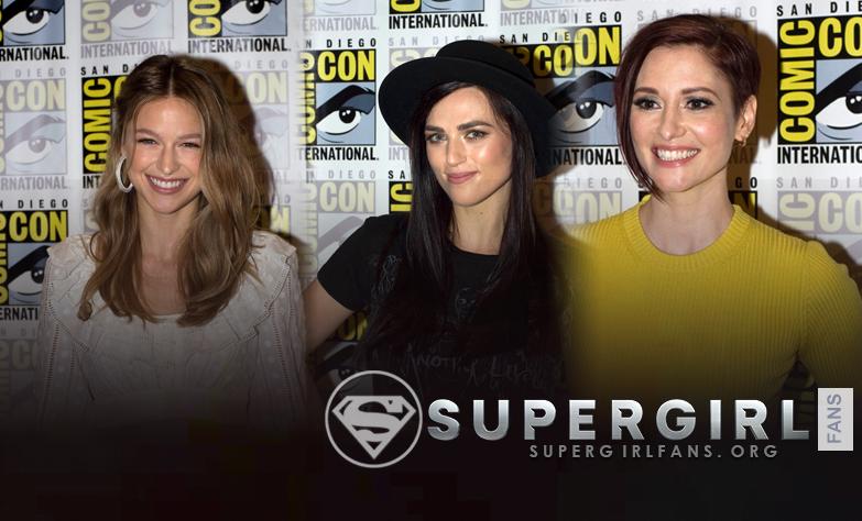 Nuevas y antiguas fotos HQ's de Melissa Benoist, Katie McGrath y Chyler Leigh