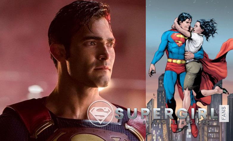 CONFIRMADO: Superman y Lois Lane aparecerán en el próximo crossover del Arrowverso de The CW