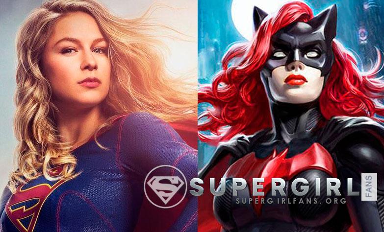 Por qué Supergirl debería ser el show para presentar a Batwoman