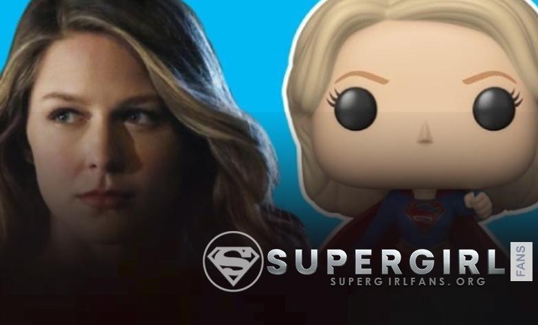 'Supergirl' finalmente obtiene su propio Funko POP