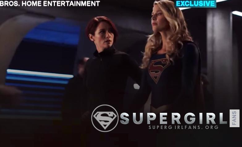 Video: Supergirl Season 3 Deleted Scene (Exclusive)