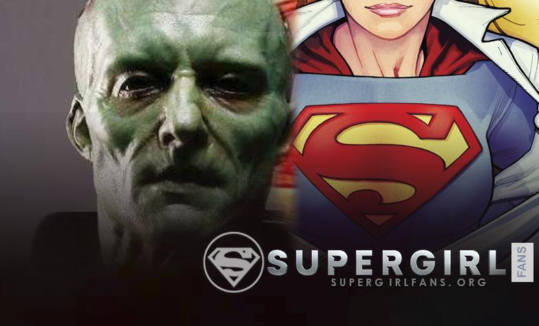 RUMOR: Brainiac podría ser el Villano 'Supergirl' en la película