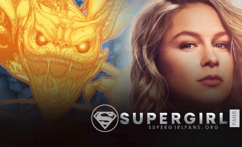 Parallax podrías aparecer en la cuarta temporada de Supergirl