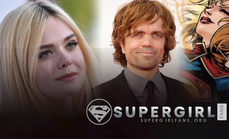 Peter Dinklage y Elle Fanning quieren que Reed Morano dirija la película 'Supergirl'