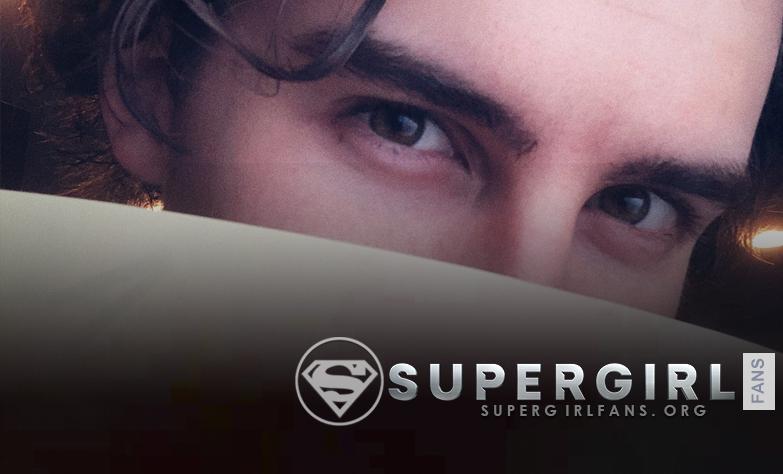 Michael Johnston nos comparte una foto desde el set de Supergirl