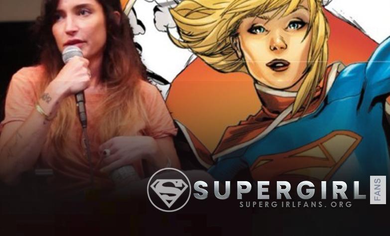 Reed Morano responde a los rumores de dirigir «Supergirl» la película