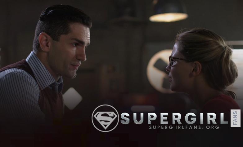 "Stills del episodio de Supergirl 4.03 ""Man of Steel"""