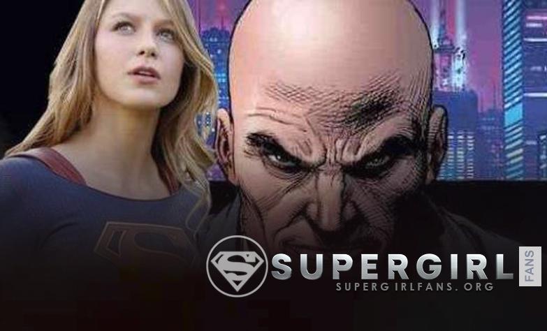 Lex Luthor llega a  'Supergirl'