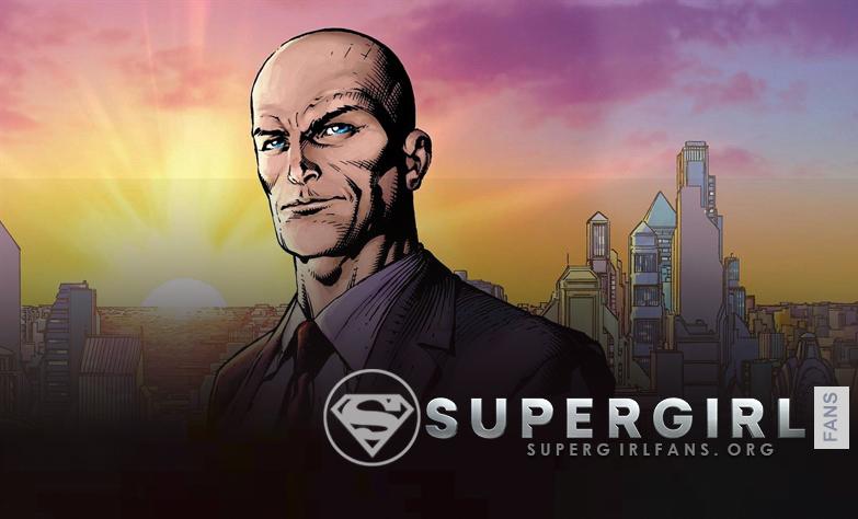 ¿Lex Luthor postulará para presidente en 'Supergirl'?