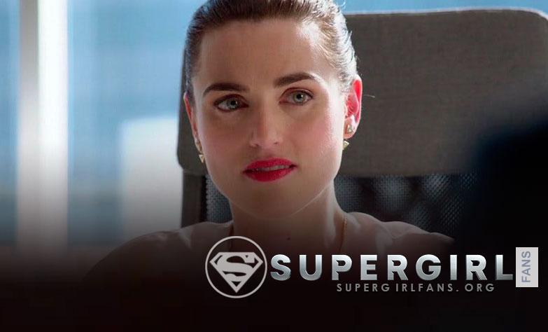 'Supergirl' debe ajustar su historia a Lena Luthor