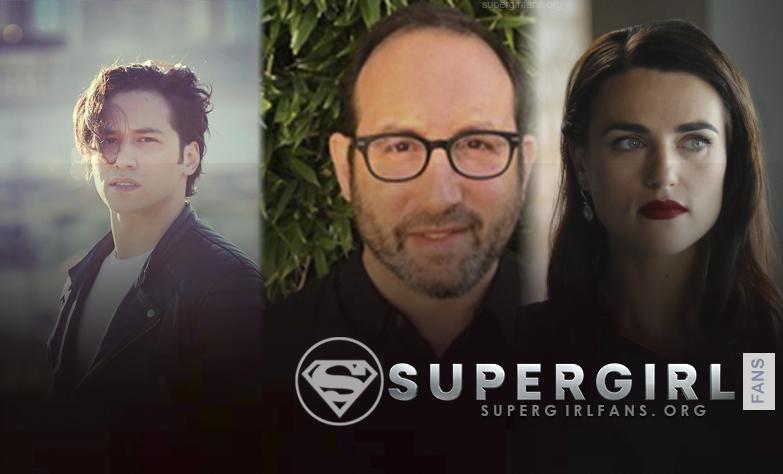 Jesse Rath y el productor Robert Rovner hablan de la cuarta temporada y de Lena Luthor
