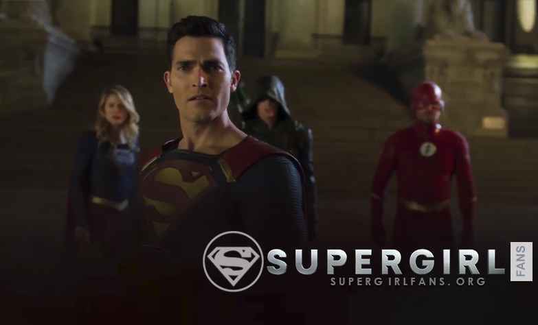 Trailer oficial del crossover «Elseworlds»