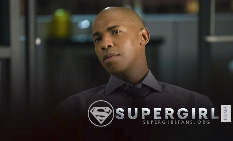 'Supergirl': Mehcad Brooks habla sobre el «Viaje emocional» de James Olsen