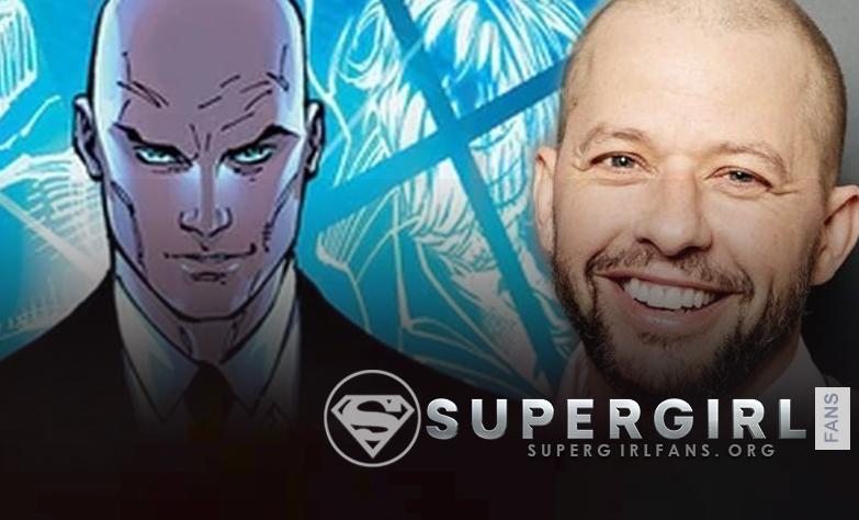 Jon Cryer se une al elencoo de 'Supergirl' como Lex Luthor