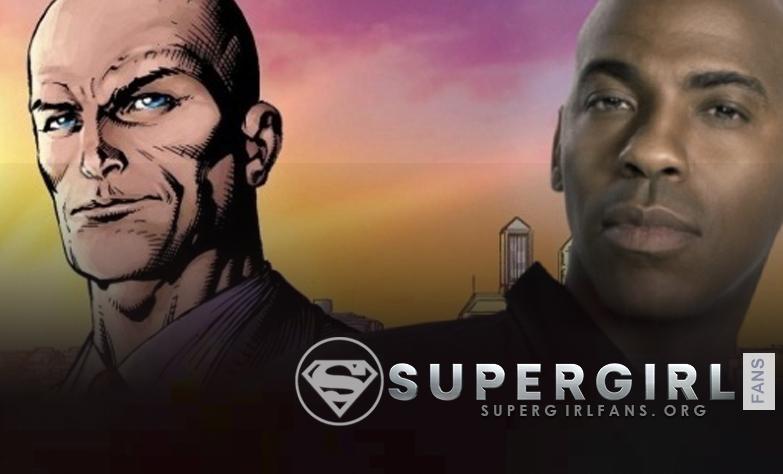 'Supergirl': Mehcad Brooks habla de la relación de James con Lex Luthor