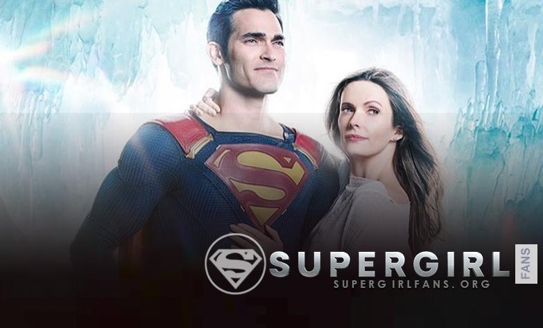Primera foto promocional de Superman y Lois Lane para ElseWorlds