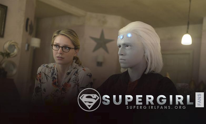 Stills del episodio de Supergirl 4.08 «Bunker Hill»