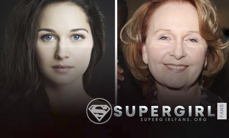 Hannah James y Kate Burton  se unen al elenco de  Supergirl